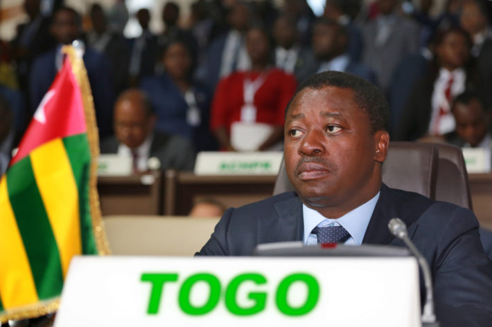 faure gnassingbe 12e sommet union africaine niamey