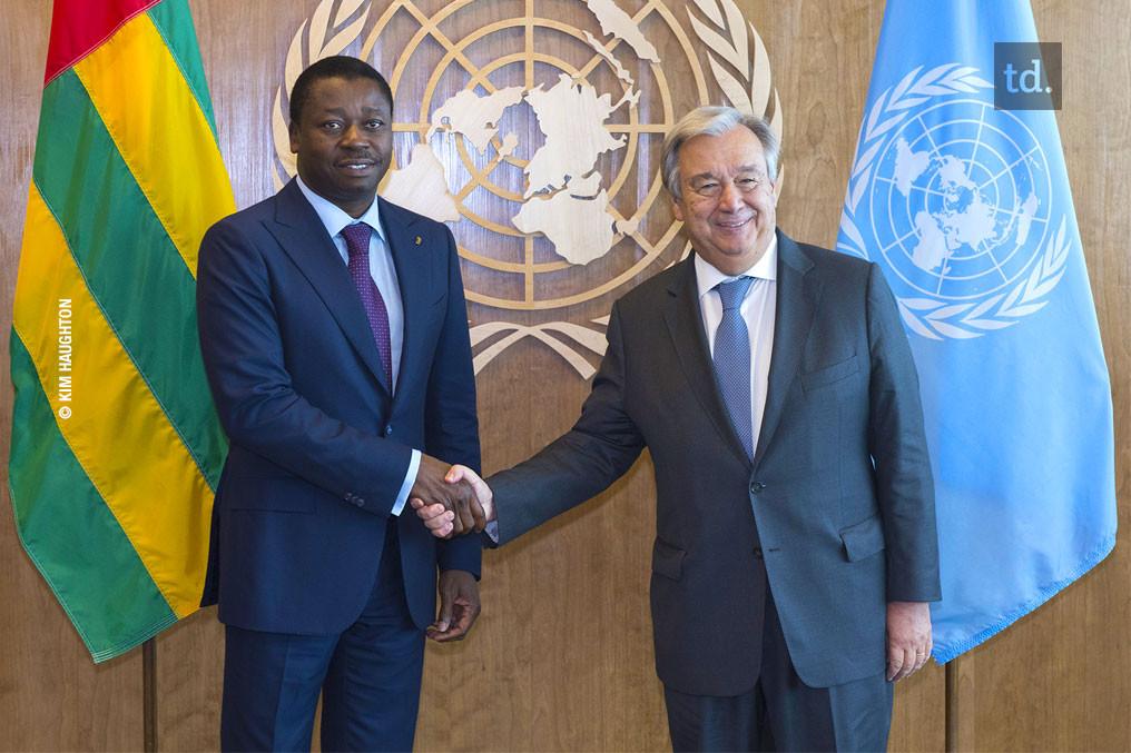 Carriere Politique Faure Essozimna Gnassingbe