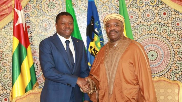 Faure Gnassingbe et Ali Bongo