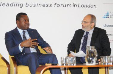 Faure Gnassingbe promeut le PND lors de annuel debate a londres