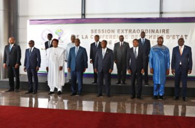 sommet extraordinaire uemoa a dakar contre insecurite et terrorisme