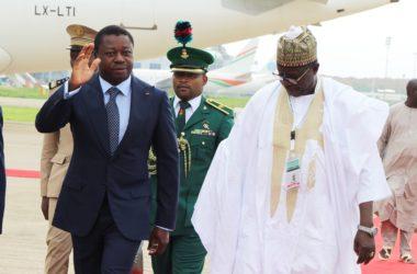 faure gnassingbe 55e sommet CEDEAO Abuja
