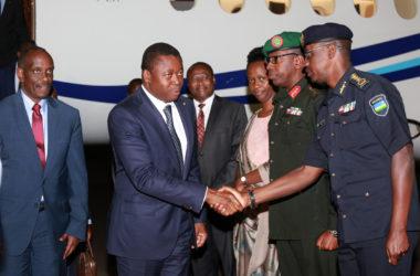 faure gnassingbe fete liberation du peuple rwandais