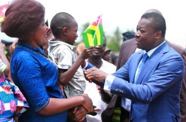 Faure Gnasingbé 2020-Togo