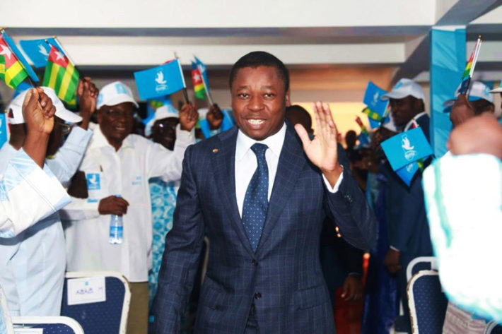 FAURE-Gnassingbé-Élection 2020