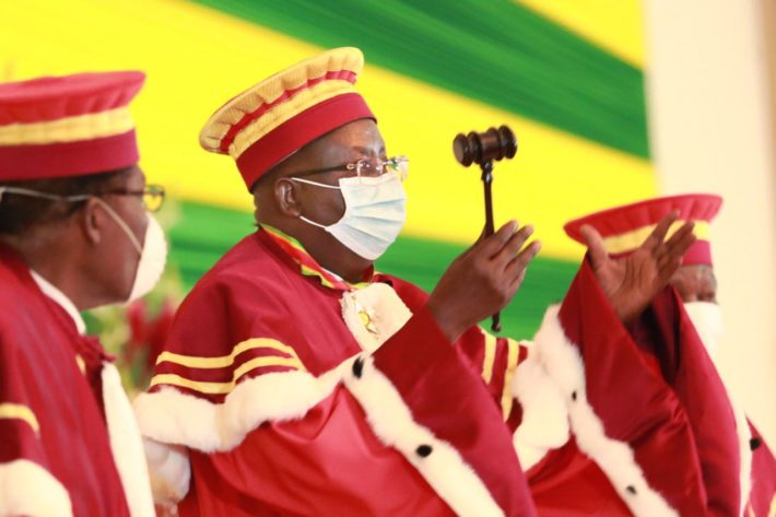 investiture du president faure gnassingbe dimanche 3 mai 2020