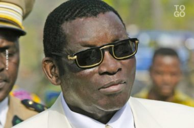 gnassingbe eyadema president du togo