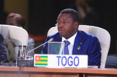 Faure Gnassingbe 57eme sommet CEDEAO Niamey