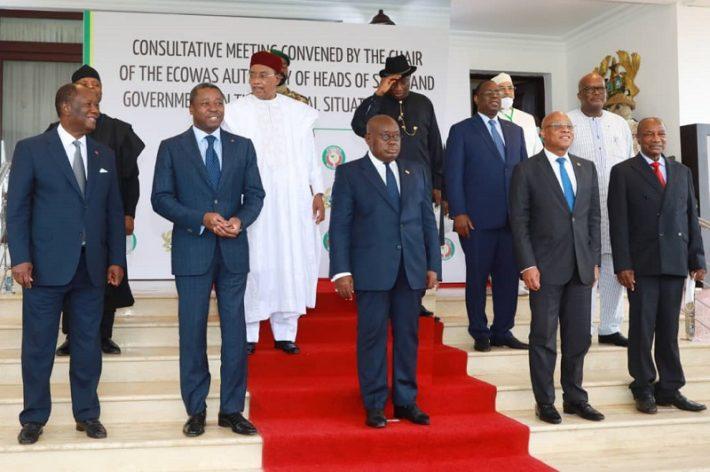 Les grandes decisions de la reunion consultative sur le Mali