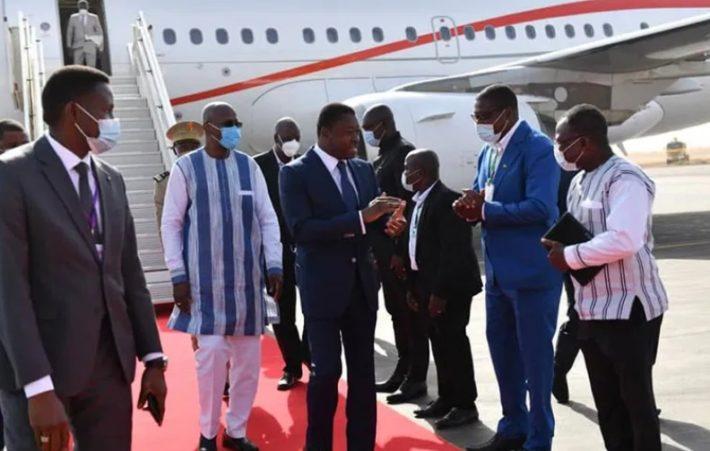 faure gnassingbe ouagadougou investiture Roch Marc Christian Kabore