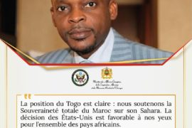 robert dussey maroc autonomie sahara occidental